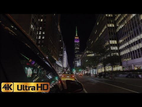 New York, USA -  4K Travel music video - DJI Osmo