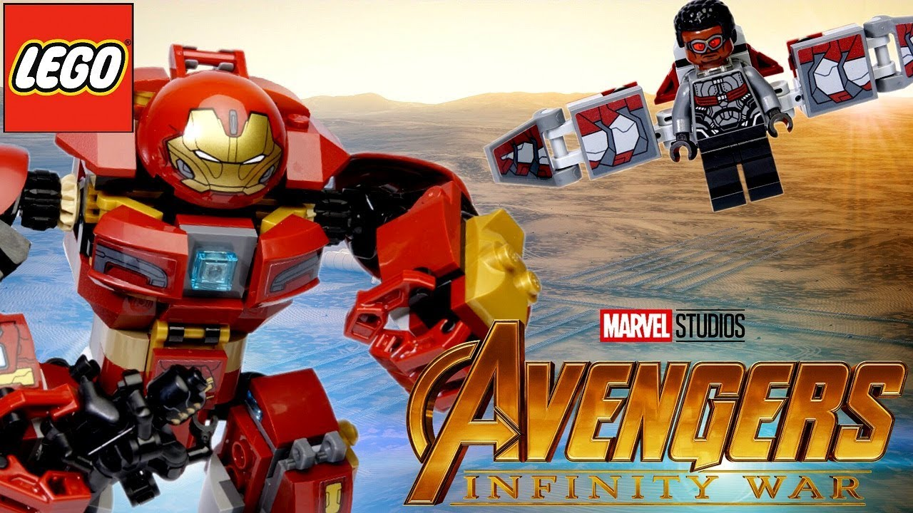 Infinity War The Hulkbuster Smash-Up 76104 LEGO Marvel Super Heroes Avengers