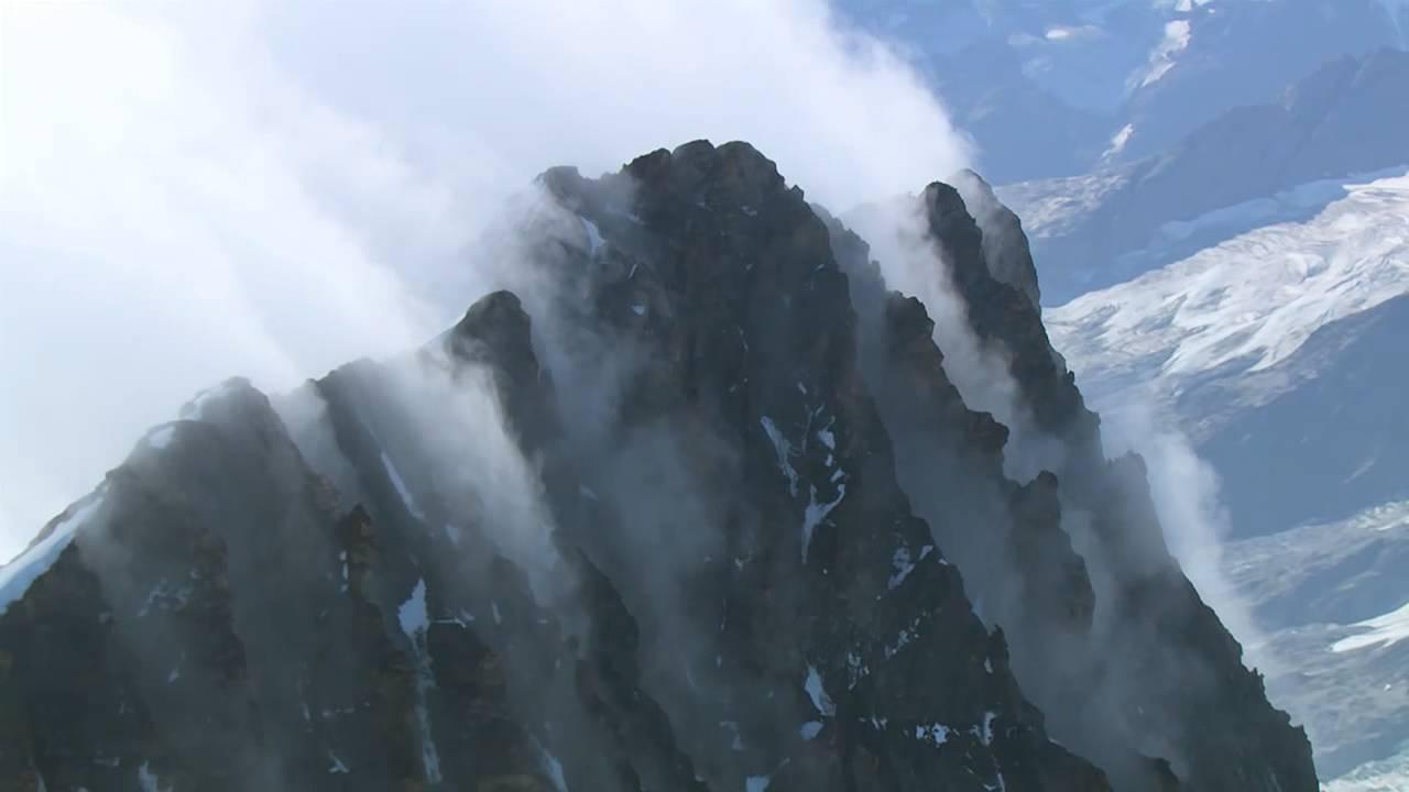 Alpen Von Oben