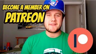 How To Support Me on Patreon   Auddie James