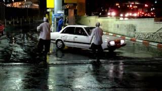 Video Nanachs begging for gas money at  Jerusalem gas stationנח נ נחמן download MP3, 3GP, MP4, WEBM, AVI, FLV November 2017