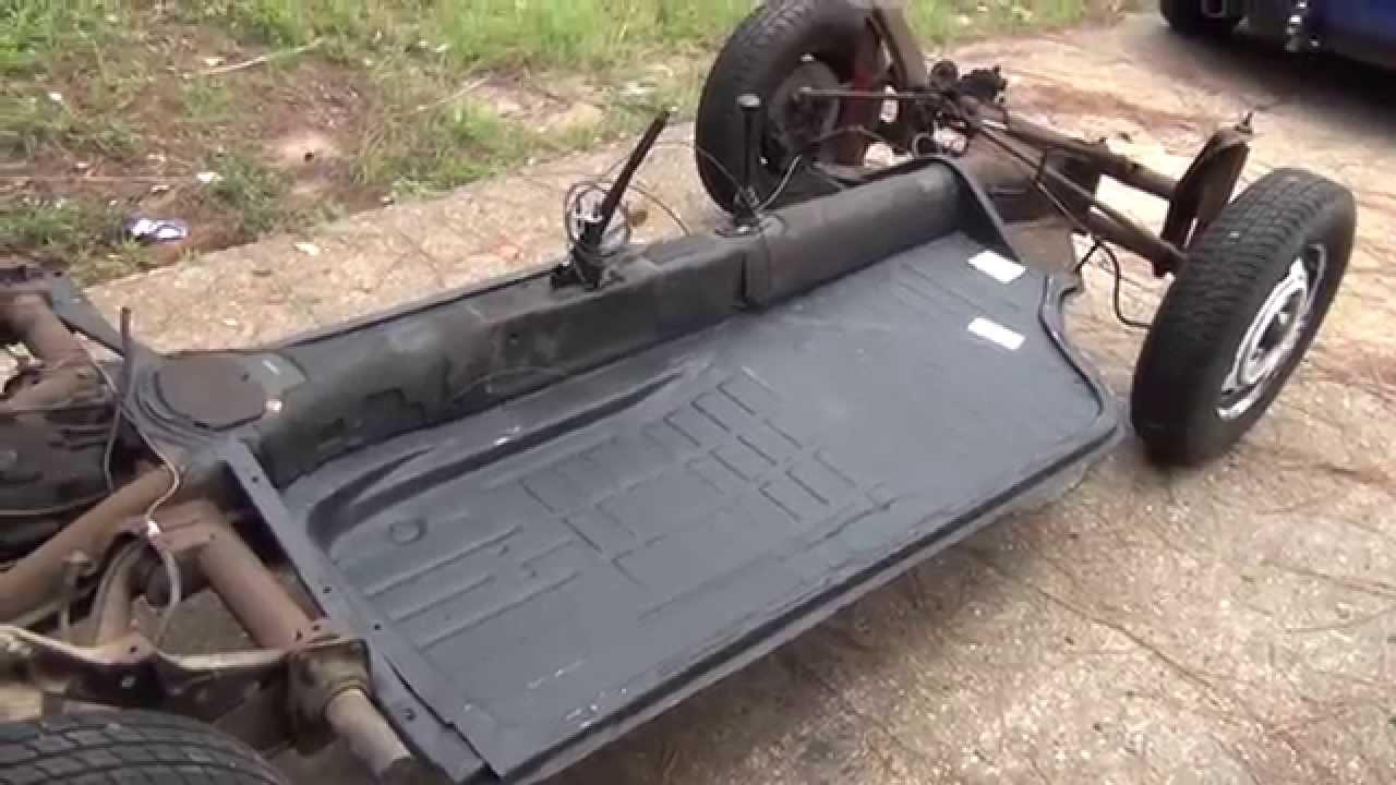 Replace Vw Floor Pans In 25 Minutes 73 Karmann Ghia