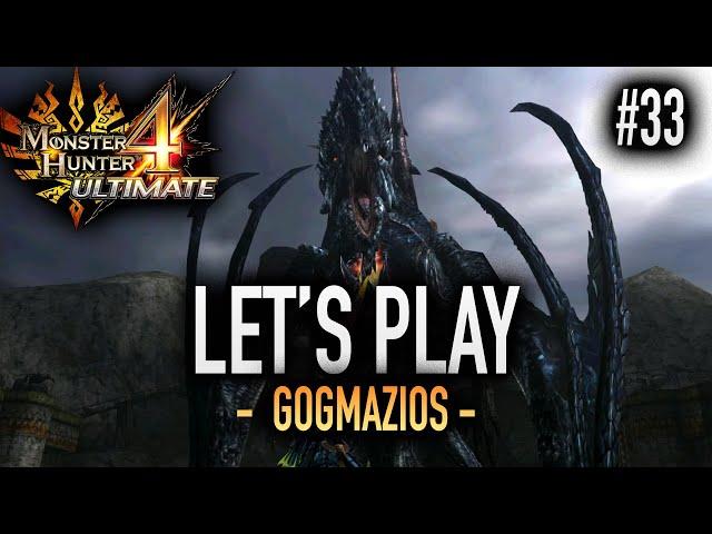 LE GOGMAZIOS - #33 Let's Play MH4U HD