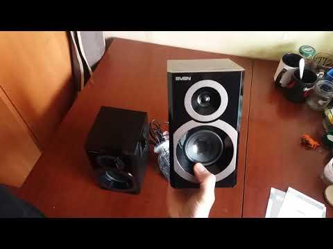 Акустическая система SVEN SPS-619 Black