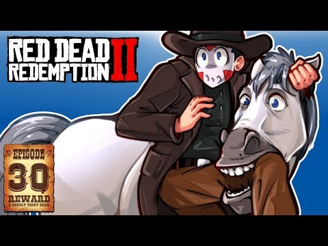 EXPLORING MAP, ARABIAN HORSE & TAKING DOWN BRONTE! - RED DEAD REDEMPTION 2 - Ep. 30!