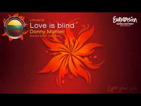 Donny Montell   Love Is Blind Karaoke Jesus