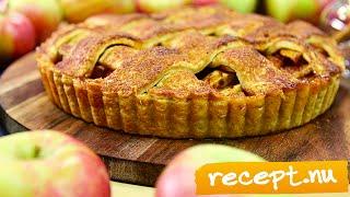 klassisk äppelpaj recept