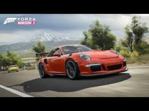 Forza Horizon 3 Drifting giveaway at 110 subs