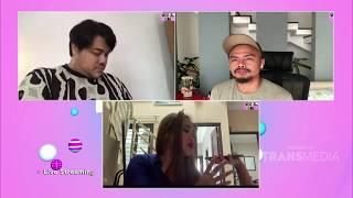 Ivan Gunawan Kirim Masker ke Ayu Ting-Ting | BROWNIS (2/4/20) P4