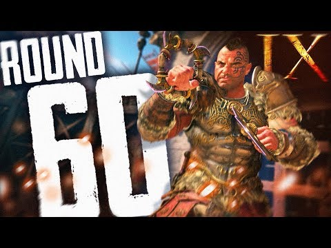 Black Ops 4 Zombies: ROUND 60! Gameplay/Tutorial!