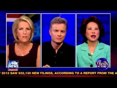 Demos' David Callahan on O'Reilly Factor: American Jobs Act Should've Been Enacted