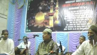 Abu Saba Rehmani-Husain Maula Hussain Haq pt 1