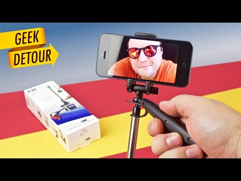 Smoovie Plus: Kickstarter cheap iPhone/GoPro Video Stabilizer/SteadyCam. Unboxing, Review & Tutorial