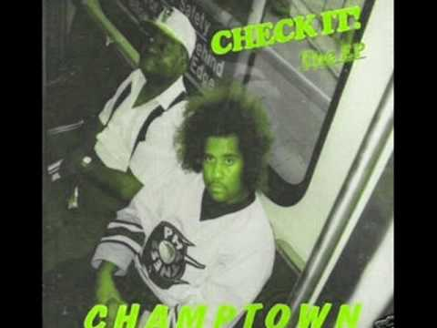 Champtown Feat. Uncle Ill - Do Da Dippity (Extended Mix)