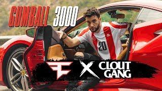 FaZe Clan & Clout Gang Drive Gumball 3000! - In Japan