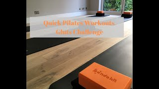 Fiona Carle Pilates - Gluts Challenge