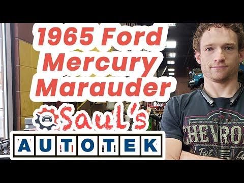 1965 Ford Mercury Marauder DASHBOARD Upgrading to FM Radio! Denver Englewood Colorado