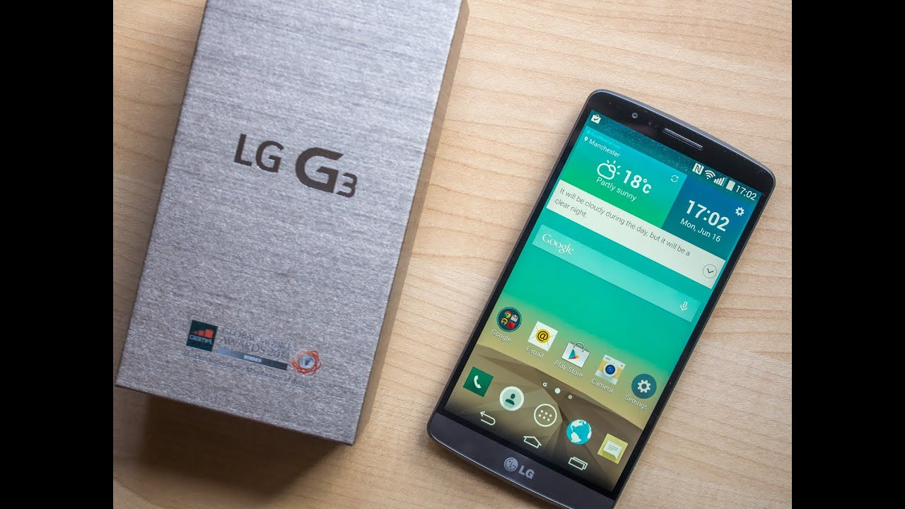 22538290278 LG G3 D855 16Gb: specifications, photos