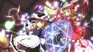 Repeat youtube video [Touhou 3D] Marisa vs Flandre