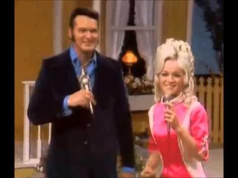 David Houston & Barbara Mandrell -- The Ten Commandments Of Love