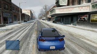 Repeat youtube video GTA5オンライン オンラインで雪国に行く方法!!裏技 【ノースヤンクトン】