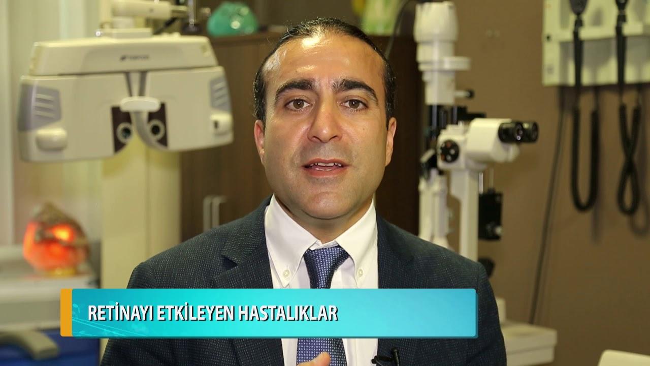 Retinayı etkileyen başlıca hastalıklar nelerdir? Op. Dr. Kubilhan Elmas