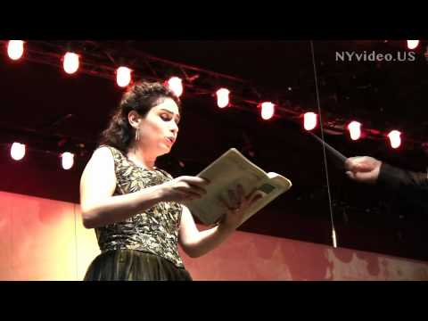 Rinat Shaham sings Rossini Stabar Mater- Fac Ut Portem