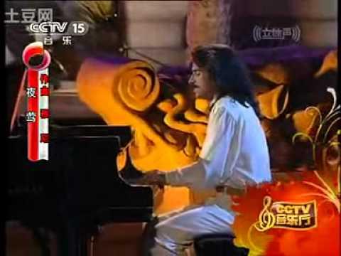 Yanni Nightingale feat. Pedro Eustache on Chinese Flute TV Broadcast version the original