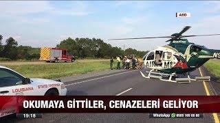 ABD'de korkunç kaza: 3 Türk öldü! - 15 Eylül 2017