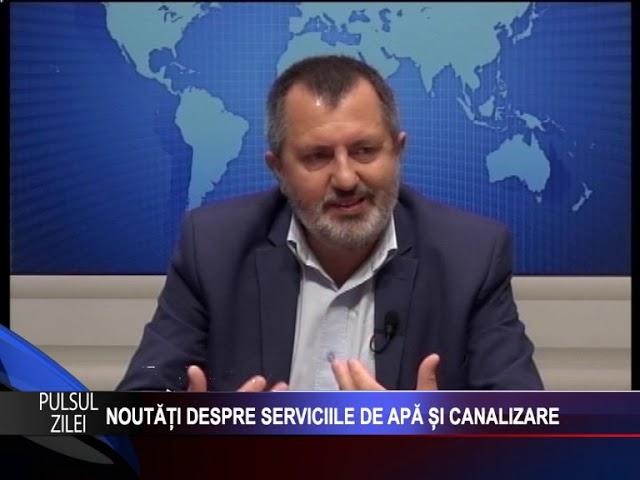 NOUTĂȚI DESPRE SERVICIILE DE APĂ ȘI CANALIZARE - - invitat: GHEOGHE VLASIE – comunicator ApaVital