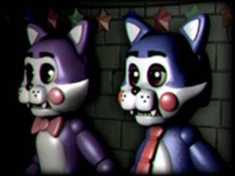 Five nights at candys hentai