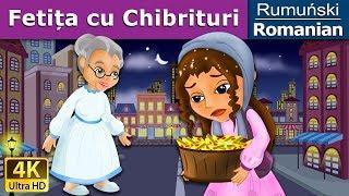 Fetița cu Chibrituri | Povesti pentru copii | Basme in limba romana | Romanian Fairy Tales