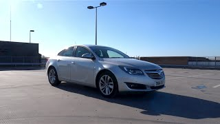 2014 Vauxhall Insignia 1.8i 16v VVT 140 SRi Start-Up and Full Vehicle Tour
