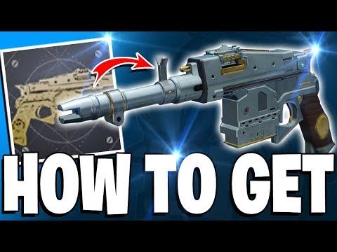 Destiny 2 - How To Get STURM CATALYST! - Big 1.2.3 News & Changes thumbnail