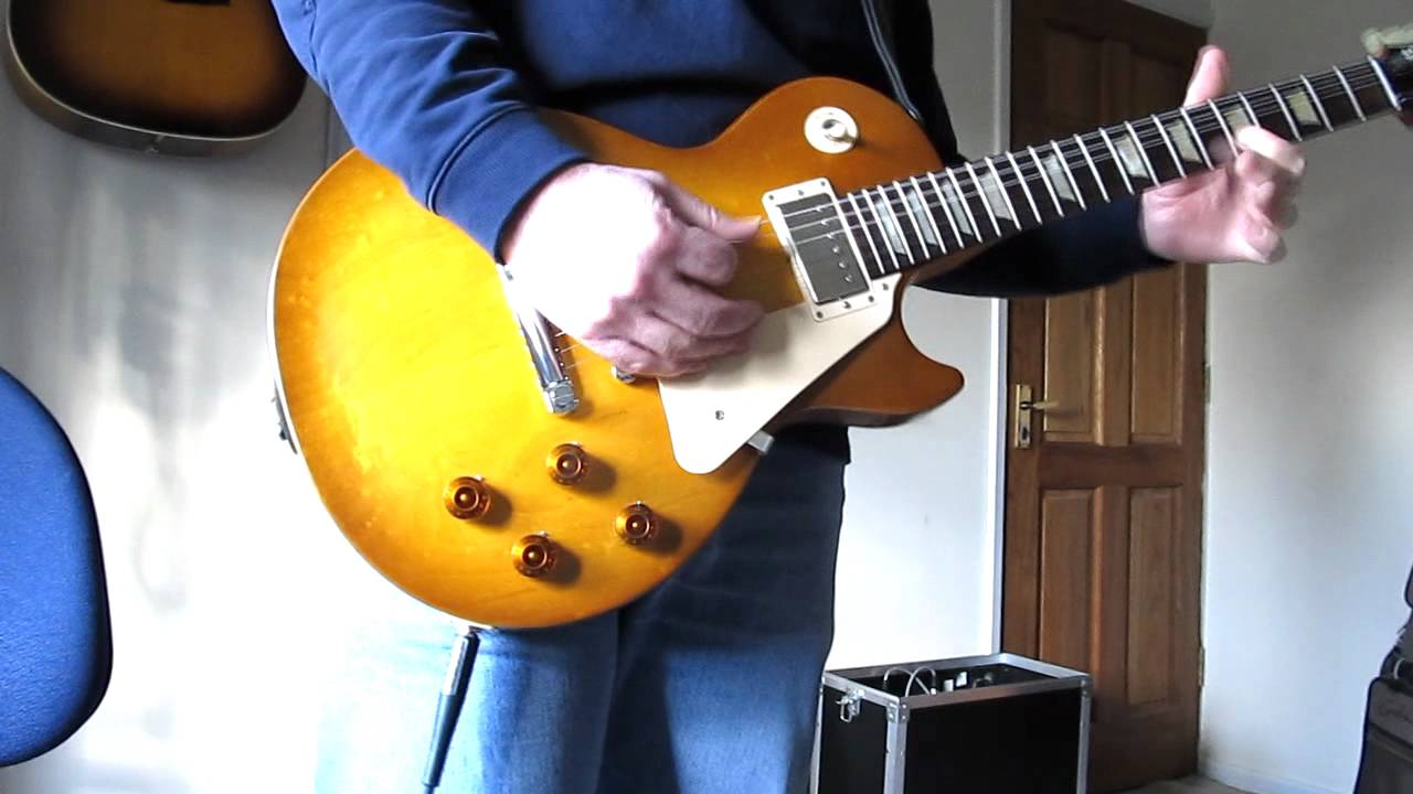 DiMarzio Super distortion Humbucker DP100 bridge Gibson Les Paul ...