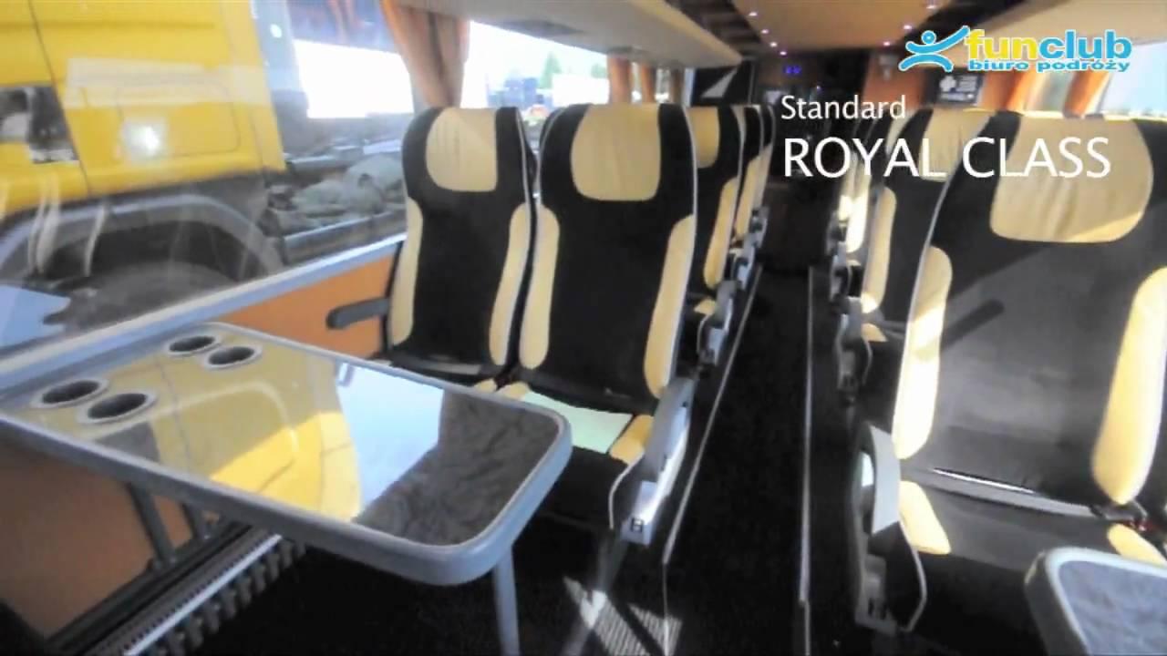 nowy autokar royal class vanhool td927 ju w poznaniu. Black Bedroom Furniture Sets. Home Design Ideas