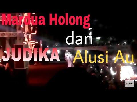 Merinding!!! Lagu Batak Mardua Holong dan Alusi Au - Judika at Binjai