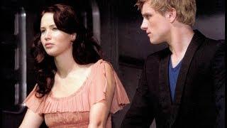 Китнисс и Пит - Целы и невредимы / Katniss and Peeta - Safe and sound