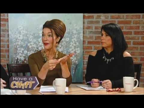 Hockey, Women's Health & a Mayor - Have a Chat - November 28, 2016