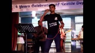 firiye dao   shohag hasan  152 te  buft 4 years celebration of textile dept 2016
