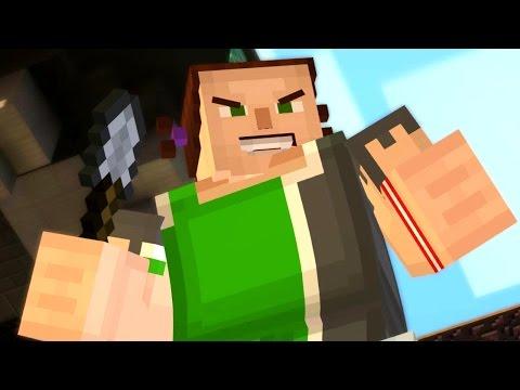 Minecraft: SPLEEF GAME OF DEATH! - STORY MODE [Episode 8] [1]