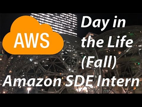 Day in the Life of a Amazon Software Development Engineer (F