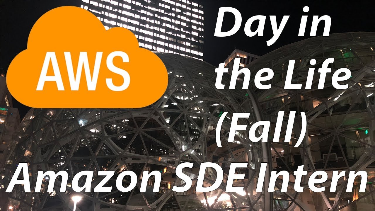 Day in the Life of a Amazon Software Development Engineer (Fall Intern)