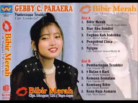 Bibir Merah / Gebby C.Paraera (original Full)