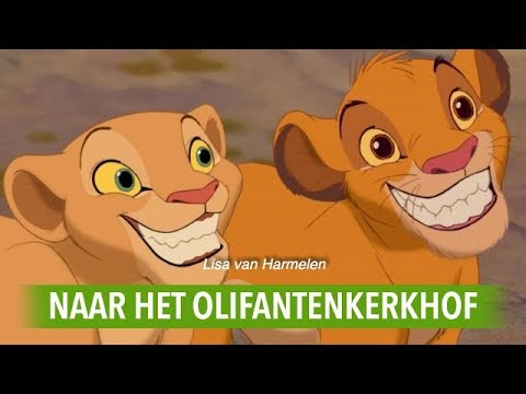 de leeuwenkoning simba nala naar het olifantenkerkhof dub youtube. Black Bedroom Furniture Sets. Home Design Ideas