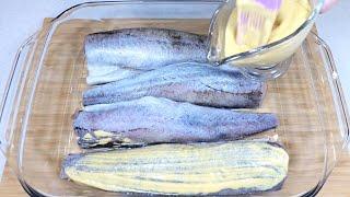 Простой Минтай круче чем дорогая рыба! Минтай в горчице запеченный в духовке.