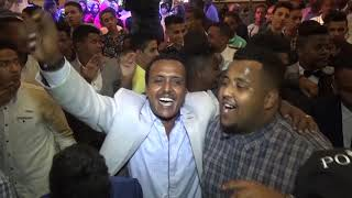 فرح  محمد سيد عجيداب-ابداع الفنان-نبيل فتحي مع شباب المضيق
