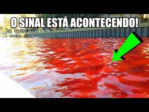 Rios de Sangue no Brasil e no Mundo - Apocalipse 16:4