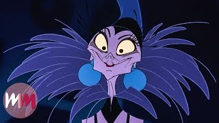 Top 10 Funniest Animated Disney Movie Villains