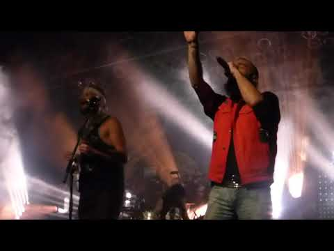 Killswitch Engage - Temple From The Within Corpus Christi LIVE 2/8/18